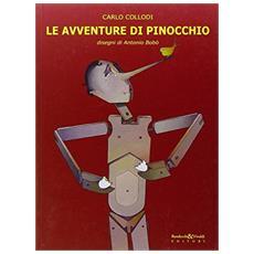 Le avventure di Pinocchio. Disegni di Antonio Bobò