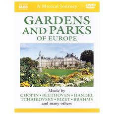Dvd Giardini E Parchi D'europa