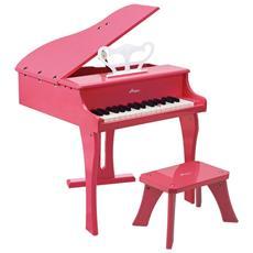 E0319 Happy Grand Piano Pianoforte Bambini Rosa