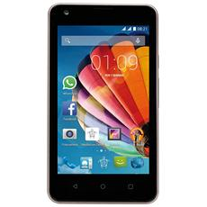 "PhonePad Duo G415 Oro 4 GB Dual Sim Display 4"" Slot Micro SD Fotocamera 2 Mpx Android Italia"