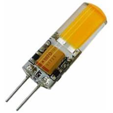 Lampadine Led G4 2w Smd 2 Pz Copertura In Silicone Luce Calda 2700k Illumia I-led