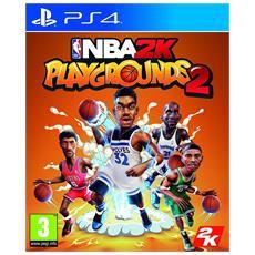 PS4 - NBA 2K Playgrounds 2