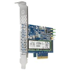 Z Turbo Drive 256GB PCIe Solid State Drive, 256 GB, PCI Express 3.0, 2150 MB / s, 0 - 70 C, 111 g