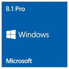Software Microsoft Windows Professional 8.1 Per 1 Utente