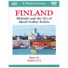 Dvd Sibelius-finlandia-helsinki E L'arte