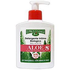 Sapone Intimo Aloe Bio Delicato 200 Ml. Igiene Intima
