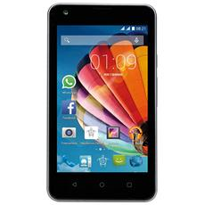 "PhonePad Duo G415 Argento 4 GB Display 4"" Slot Micro SD Android Italia"