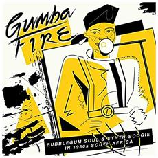 Gumba Fire In 1980S South Africa (3 Lp)