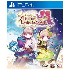 PS4 - Atelier Lydie & Suelle: The Alchemists and the Mysterious Paintings - Day one: 30/03/18