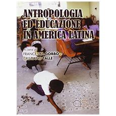 Antropologia ed educazione in America Latina