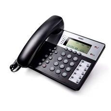 Telefono Multifunzione con Vivavoce e Identificatore chiamate colore Grigio Scuro