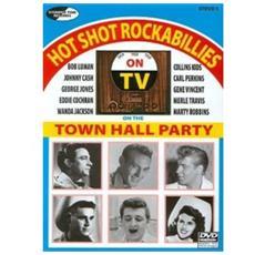 Hot Shot Rockabillie - Hot Shot Rockabillies On The Town Hall P