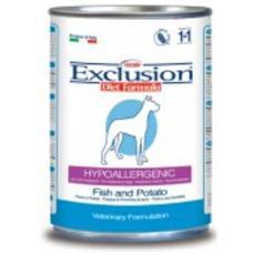 Cibo per cani Hypoallergenic Pesce e Patate 400 gr