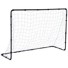 Porta Da Calcio Per Bambini Per Allenamento Portatile Con Rete, 183x61x122cm