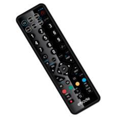 TAKE 6 IR, IR Wireless, Nero, Audio, AUX1, DVD / Blu-ray, SAT, TV, VCR, Pulsanti