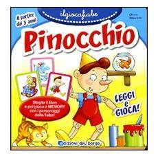 C. balzarotti - Pinocchio + Carte Memory