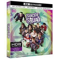 Suicide Squad (Blu-Ray 4K Ultra HD)