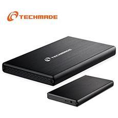"""Box Esterno Usb3.0 In Alluminio Per Hard Disk Da 2,5"""""""" Tm-gd25621-3.0"""