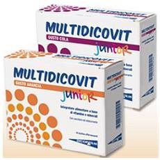 Multidicovit Jr 14 Bust. cola