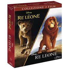 Re Leone (Il) (Live Action) / Il Re Leone (2 Blu-Ray) - Disponibile dal 11/12/2019
