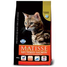 Cibo per gatti Sterilizzato al Salmone 400 gr