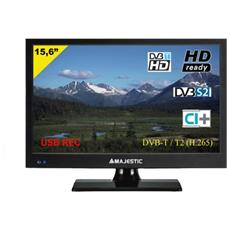 "TV LED HD Ready 15.6"" 104215"