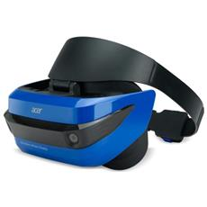AH100 Dedicated head mounted display 350g Nero, Blu