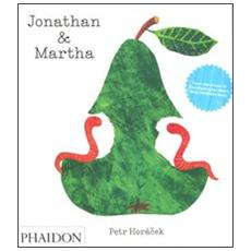 Jonathan & Martha. Ediz. inglese