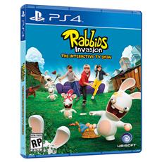 PS4 - Rabbids Invasion - The Interactive Show (Eye Camera)