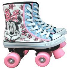 Pattini Boots Skates size 34 Minnie C863722