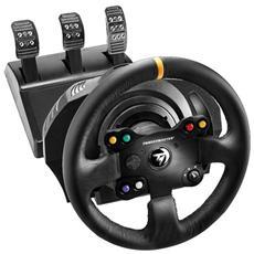 Volante + Pedali TX RW Leather Edition per Xbox One / PC