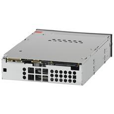 Tape Drive LTO-5 Tandberg Data 3518-LTO - 1,50 TB (Nativi) / 3 TB (Compressi) - Nero - 3 Anno / i Warranty - SAS - 1/2H Altezza - Interno - 140 MBps Native - 280 MBps Compressed - Linear Serpentine