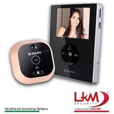 "R21p Spioncino Digitale Porta Display Interno Da 2.8"" Camera 0.3megapixel"