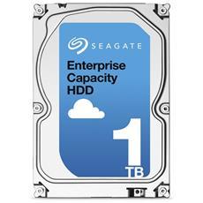 "Hard Disk Interno Enterprice Capacity 1 TB 3.5"" SATA III 6 Gb / s Buffer 128 MB 7200 Rpm"