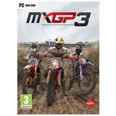 PC - MXGP3: The Official Motocross Videogame