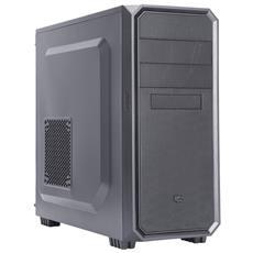 Case Patriot B1 Middle Tower ATX / Micro-ATX 1 Porta USB 3.0 Colore Nero