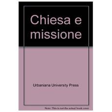 Chiesa e missione