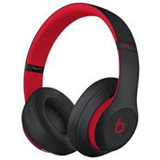 Beats Studio3 Cuffie con Microfono Integrato Wireless Colore Nero / Rosso