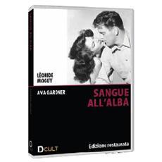 Dvd Sangue All'alba