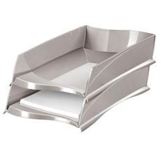 Vaschetta portacorrispondenza CEP - grigio antracite metallizato - 27,5x38x8,2 cm - 1003000201