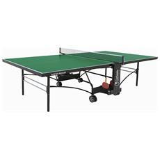 Tavolo Ping Pong da Interno C-372I Master Indoor Colore Verde