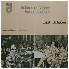 Liszt Franz - Soirees De Vienne, Valses Caprices - Balzani Vincenzo Pf