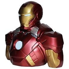 Busto Salvadanaio - Iron Man