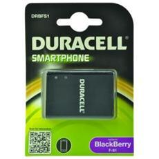 Batteria Telefono Cellulare DURACELL - 1200 mAh - Ioni di litio (Li-Ion) - 3,7 V DC - Batteria ricaricabile