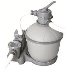 Filtro A Sabbia Flowclear Filtraggio Da 5.678lt / Ora