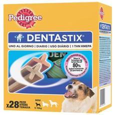 Snack per cani Dentastix Small Multipack 28 pz