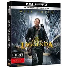 Io Sono Leggenda (Blu-Ray 4K Ultra HD)