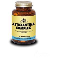 Astaxantina Complex 30 Perle