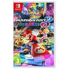 Switch - Mario Kart 8 Deluxe