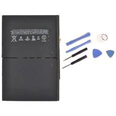Batteria 3.76v 7340mah 27.62whr Per Ipad Air 2 6th Con Kit